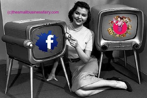 facebook joins TV