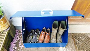Boots in Boot Box