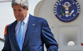 Secretary John Kerry's continued work to garner peace in Syria