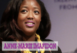 anne-marie imafidon inspirefest 2018 the business fairy