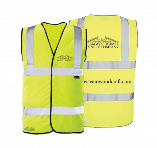 tbf digital marketing agency high vis branded jackets