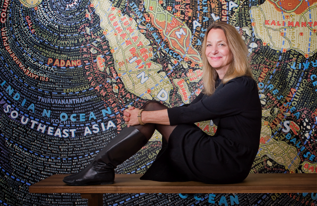 Graphic Designer Paula Scher The Business Fairy Digital Marketing Agency