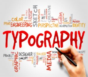 Typography the importance, the business fairy digital marketing agency