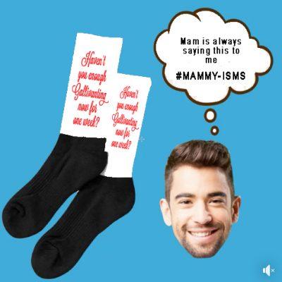 Mammy-ism socks 1 the business fairy digital marketing agency