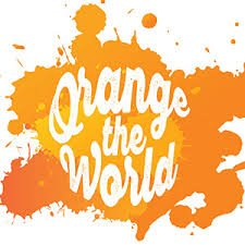 Wear Orange to Help End Violence Against Women and Girls