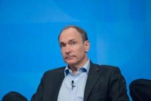 Sir Tim Berners Lee The Business Fairy digital marketing agency web summit 2018