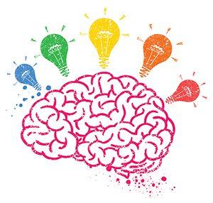 Brainstorming ideas the business fairy digital marketing agency