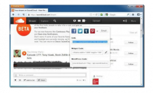 Mixcloud sharing the business fairy digital marketing agency