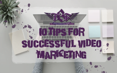 10 Tips For Successful Video Marketing