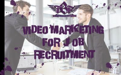 Video Marketing For Job Recruitment