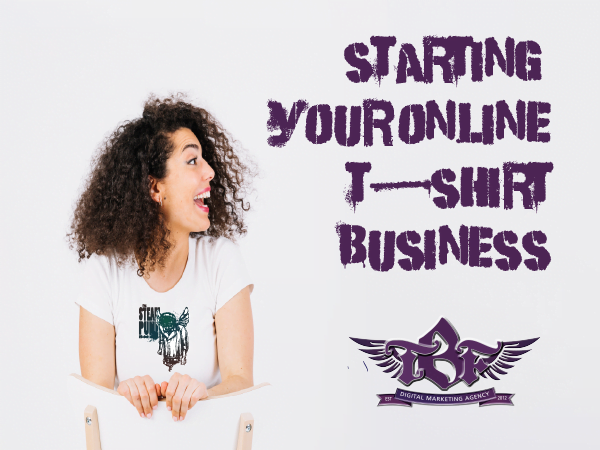 Tips For Setting Up An Online T-shirt Business