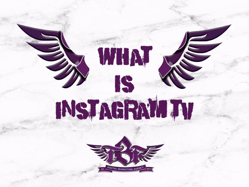 WHAT IS INSTAGRAM TV THE BUSINESS FAIRY DIGITAL MARKETING AGENCY