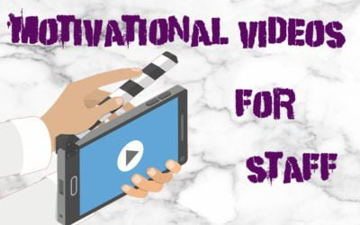 How to Motivate Staff Using Video