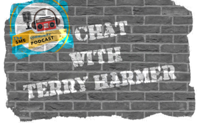A Chat with Terry Harmer