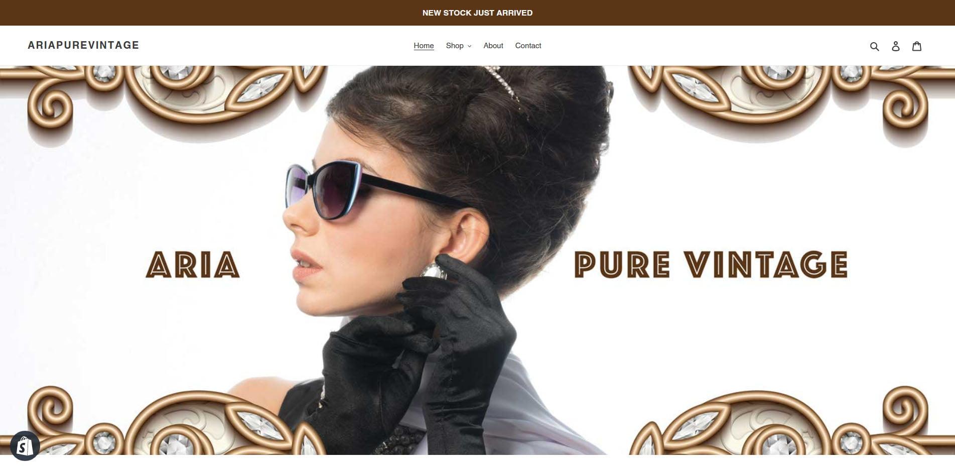 Aria Pure Vintage