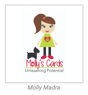 Cards by Molly Madra
